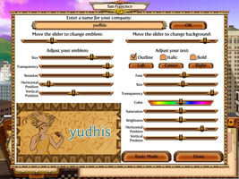 Label Coklat Yudhis