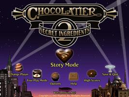 Chocolatier 2 (Secret Ingredients)