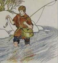 Nelayan Miskin dan Ikan Kecil