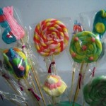 Swirl Lollipop