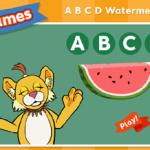 Belajar Alfabet di ABCD Watermelon
