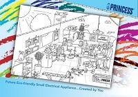 Kompetisi desain produk untuk anak