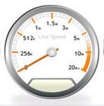 Kecepatan Internet Dunia