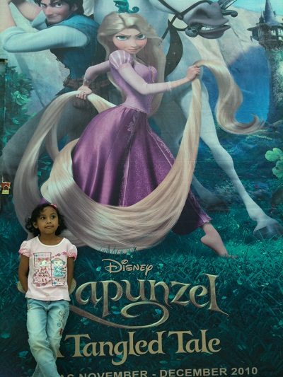 Girl's Day Out – Rapunzel