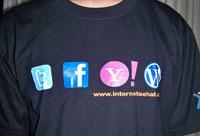 Hadiah Flashdisk dari ISBA 2010