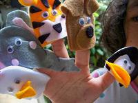 Klub Oase: Finger Puppet