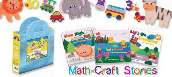 Math Craft Stories