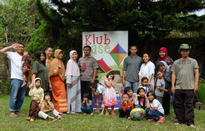 Family Gathering Klub Oase