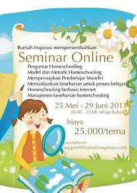 Catatan webinar homeschooling