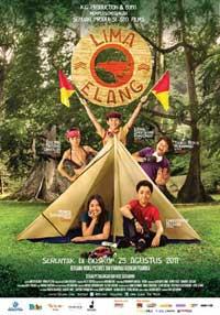 """Nonton Film """"Lima Elang"""""""