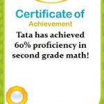Tata's Math: 60% K-2