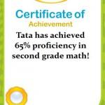 Matematika Tata: 65% Kelas 2