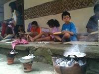 Wisata Belajar (2): Nyantrik di Moo's Camp Boyolali