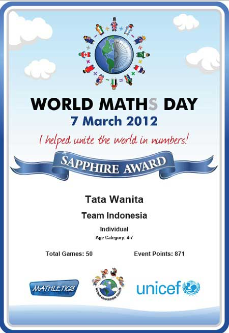 World Math Day
