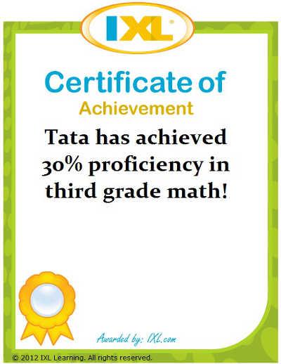 Matematika Tata: 30% Kelas 3