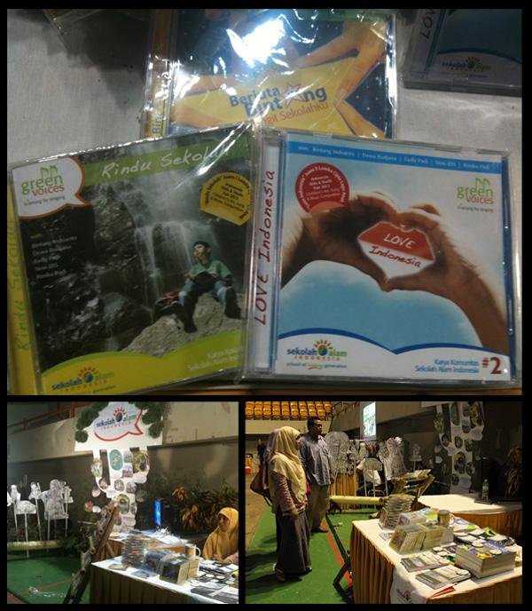 CD Lagu Anak Sekolah Alam Indonesia