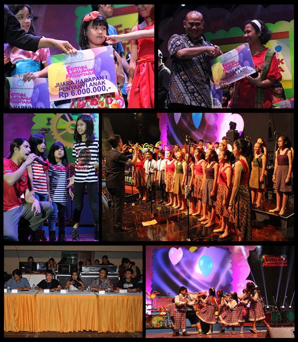 Grand Final Festival Lagu Anak