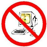 No Game, no Gadget, no TV, no Internet