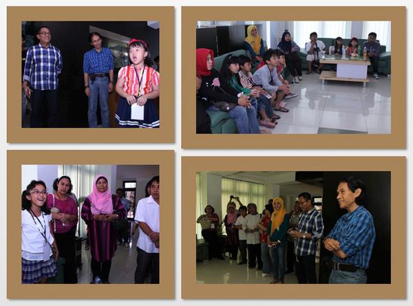 Technical Meeting Lagu Anak Nusantara