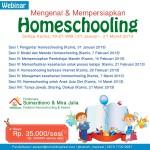 Webinar Homeschooling 2013