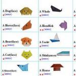 Tata, Craft dan Origami