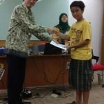 Belajar Bahasa Jepang di Japan Foundation
