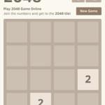 Belajar Logika Matematika dengan Aplikasi Game 2048