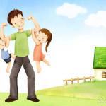 Kontribusi ayah dalam pengasuhan anak
