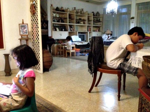 keseharian-homeschooling