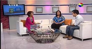 Bincang-bincang tentang Homeschooling di acara Kinanti Jak TV