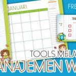 Tools Melatih Anak Manajemen Waktu