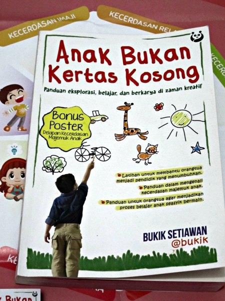 "Buku ""Anak-anak Bukan Kertas Kosong"". Wajib Baca!"