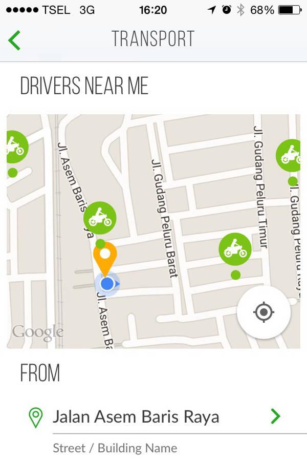 Cerita Gojek: kesulitan dan pengalaman buruk dengan Gojek