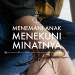 Podcast (Raken Asri): Menemani & Memfasilitasi Minat Anak