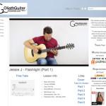 Belajar Bermain Gitar GRATIS di Internet
