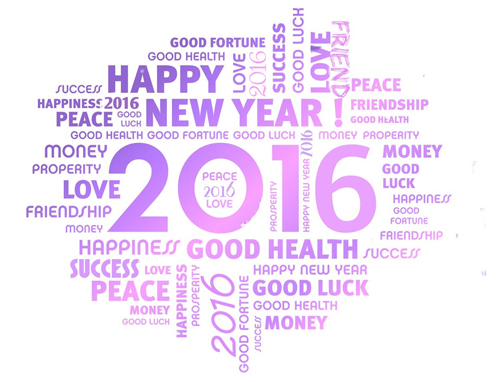 Selamat Datang Tahun 2016