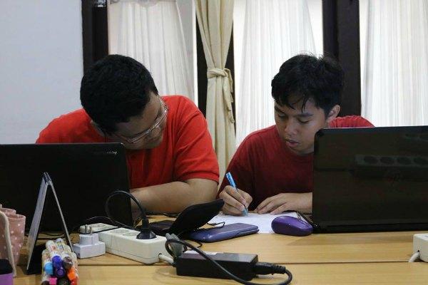 Kompetisi Pemrograman Besut Kode