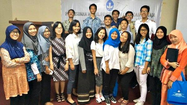 Penyusunan Modul Pendidikan Anak dan Remaja