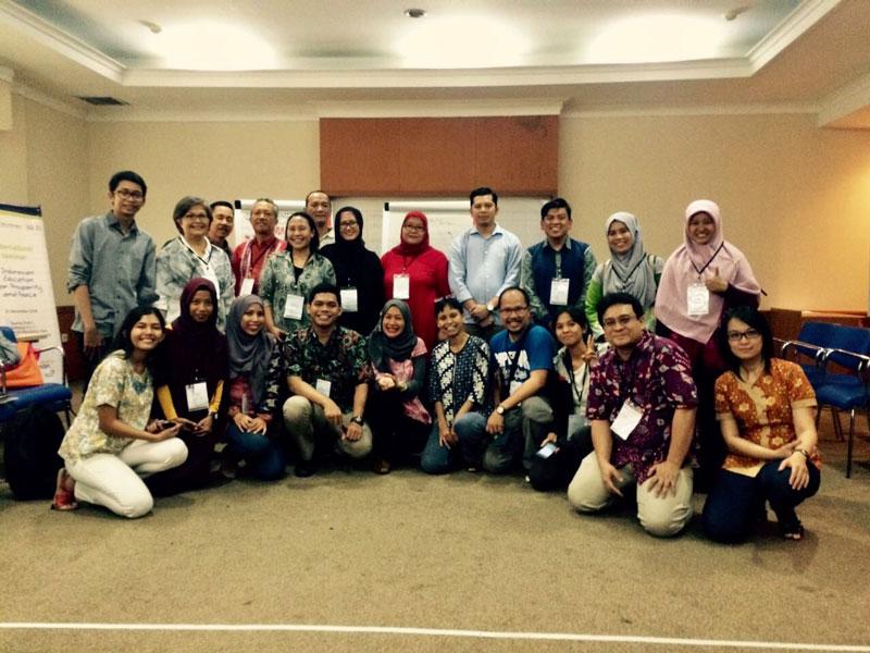 Intercultural Seminar Bersama AFS dan Bina Antarbudaya