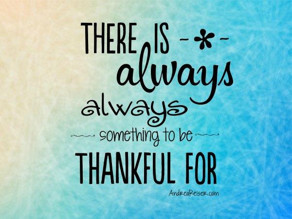 Belajar membangun budaya syukur