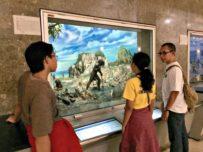 Belajar Sejarah dan PKn di Monumen Nasional