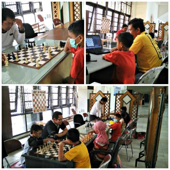 sekolah catur