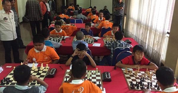 kompetisi catur JAPFA Chess Festival