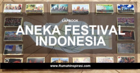 Lapbook Aneka Festival Indonesia