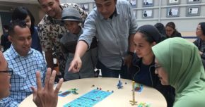 Mengisi Seminar Game-based Learning