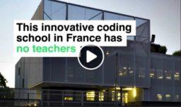 Ecole 42, Sekolah Tanpa Guru di Paris