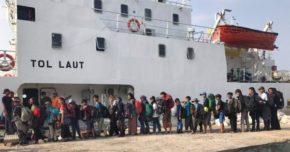 Petualangan Belajar OASE Eksplorasi 2017 ke Pulau Harapan