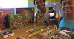 Unboxing 1.0, ajang sharing & playday boardgame Indonesia