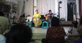 Konser Menuju Festival Musik Rumah