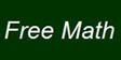 Free Math Drill Worksheet
